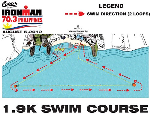 2012 Swim Course | by The Bull Runner Pics