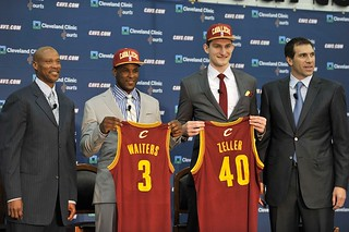 2012 Draftees | by Cavs History