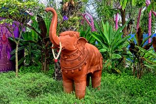Indian Elephant Figurine Wedding Small Cake Topper Buy