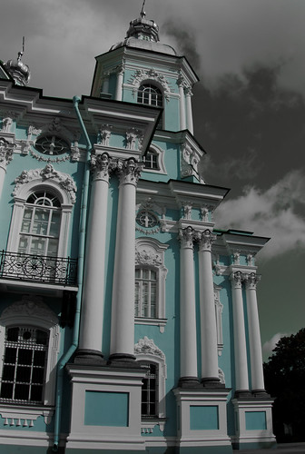 St petersburg-Smolny | by vd084