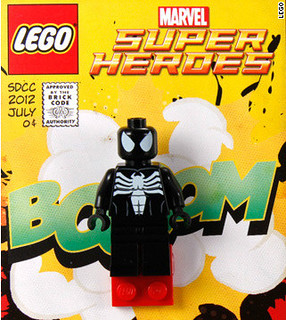 SDCC 2012 Exclusive Black Suit Spider-man | by fbtb