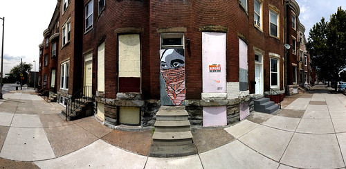 E. North Ave x Homewood | by NETHER STREET ART