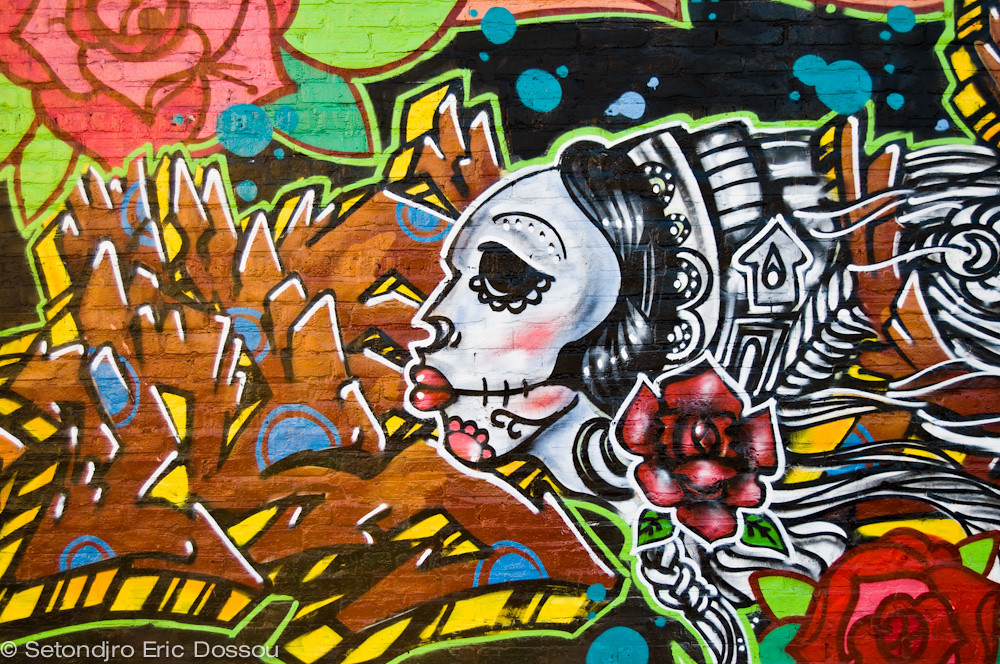 ... Mexican Wall Art | By Dossou