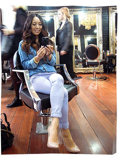 Balayage at Head Studio - July 2012 | by Karen Cheng