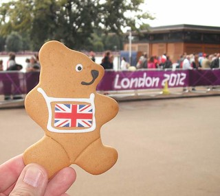 Olympic Gingerbread | by Phil_Parker