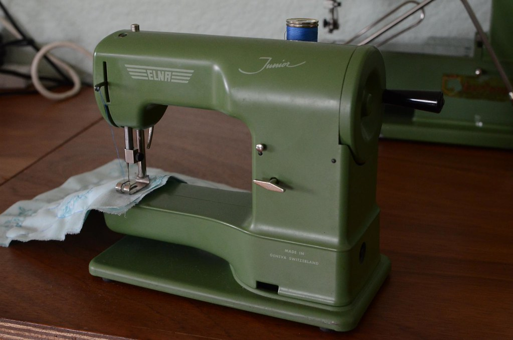 Elna Junior Kirsty Flickr Cool Elna Junior Sewing Machine