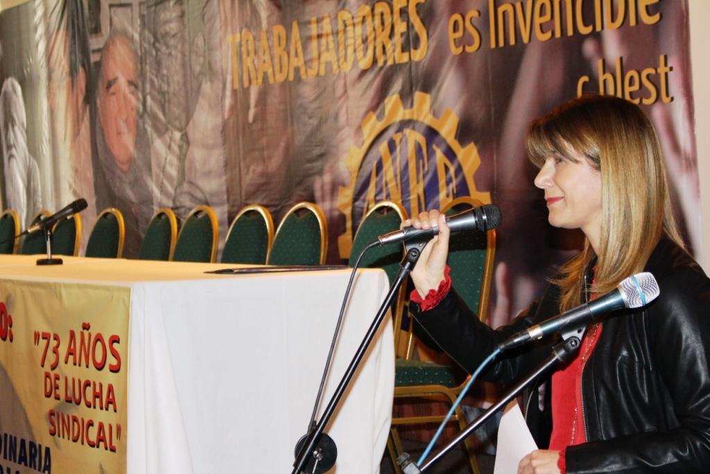 AFUDEP en XIXº Asamblea Nacional ANEF - 28 Junio 2016