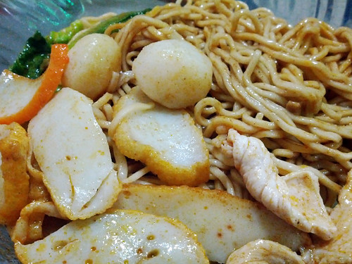 Batu Pahat fishball noodles | by suanie