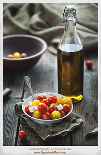 Cherry Tomatoes | by Food Photography and Portraiture by Alexey & Julia