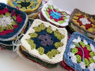 Granny Squares 013 | by twogirlsbeingcrafty