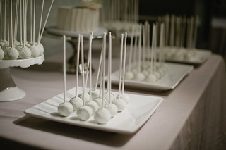 San Francisco Wedding Cake Pops | by Sweet Lauren Cakes