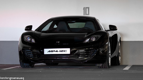 McLaren MP4-12C | by Karsten Groeneweg