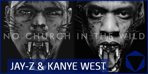 Jay-Z & Kanye West in VidZone | by PlayStation Europe