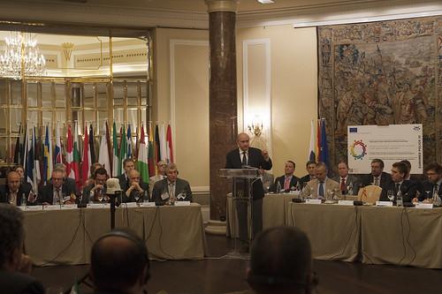 El ministro del interior ha clausurado la i conferencia eu for Foto del ministro del interior