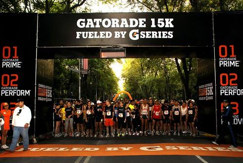 Carrera Gatorade 15K