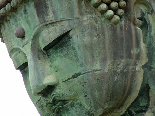 Kamakura Buddha detail | by Germán Vogel