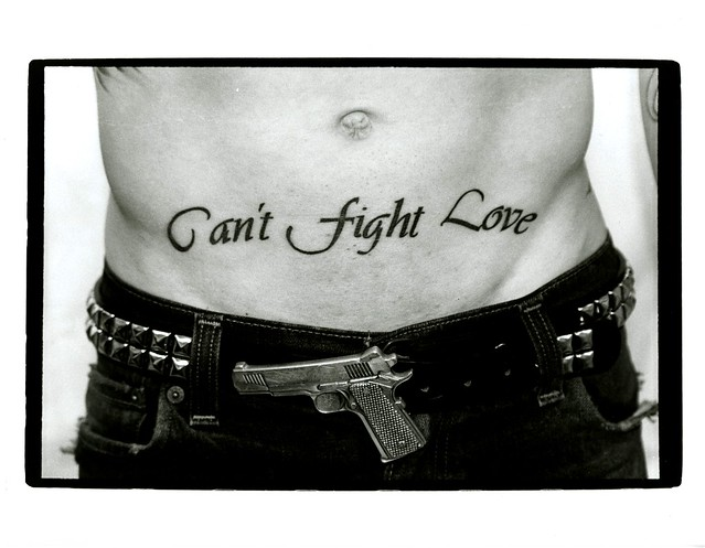 Cant Fight Love