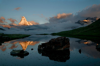 Matterhorn Sunrise | by Palnick