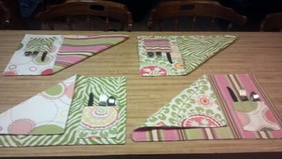 reversable placemats | by ClosetHaijin (paula)