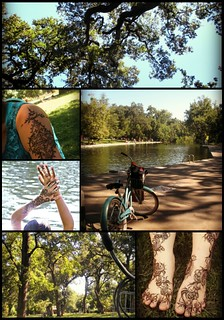 henna in the park with Henna Trails | by Henna Trails