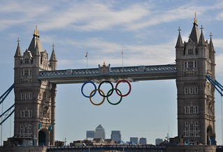 London 2012 Olympic Rings | by Guy Tyler