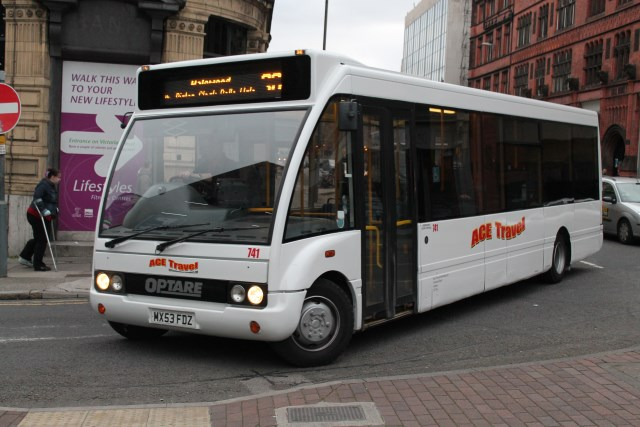 Ace Travel North West Ltd Aintree Flickr