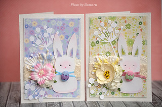 Easter cards | by LlamaRu