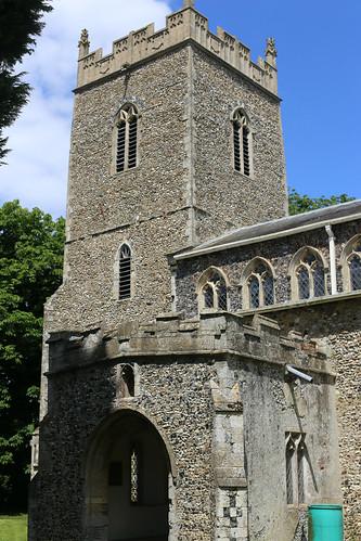 St Mary, Cratfield, Suffolk