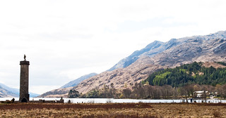 The Glenfinnan Monument and Loch Shiel | by pondhopper1