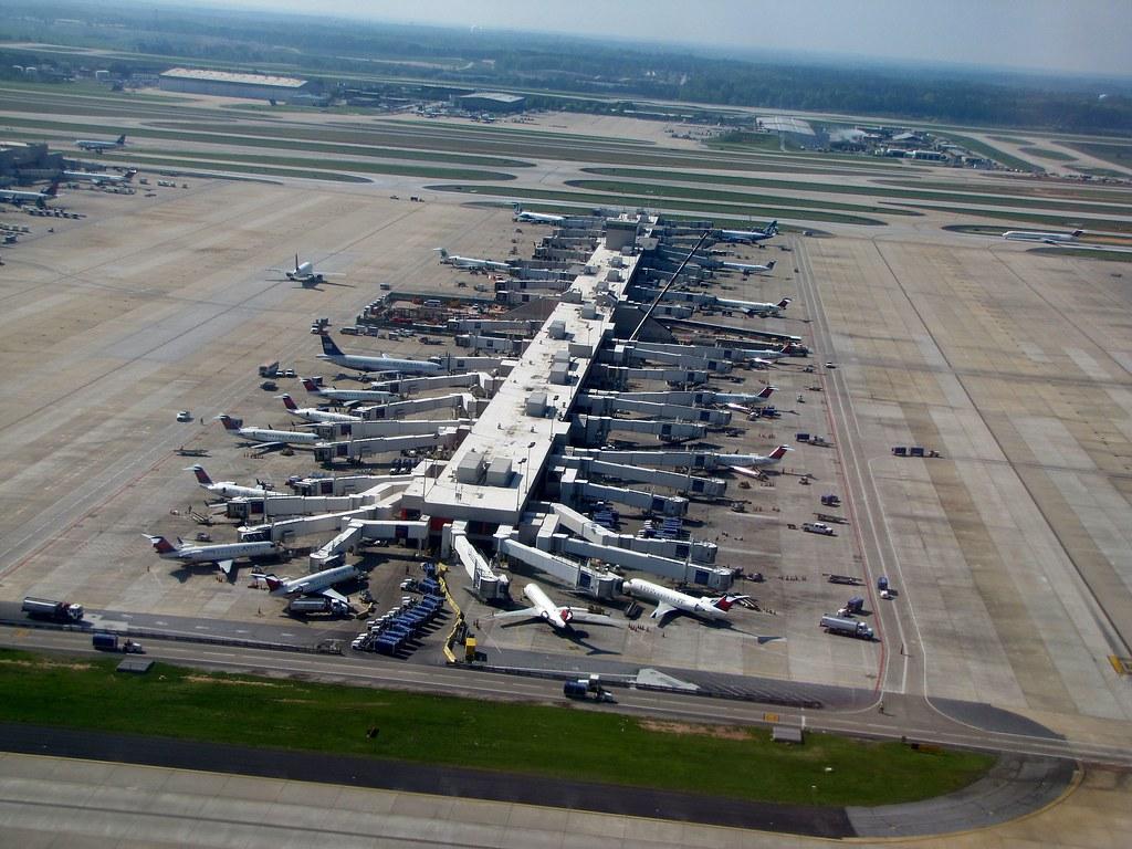 Hartsfield-Jackson Airport 86