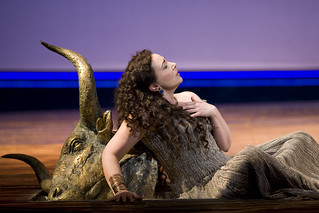 Christine Rice as Ariadne in The Minotaur © Bill Cooper/ROH 2008 | by Royal Opera House Covent Garden