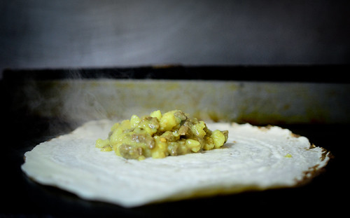 Dosa - S is for Sri Lanka - Eating London A to Z | by The Hungry Cyclist