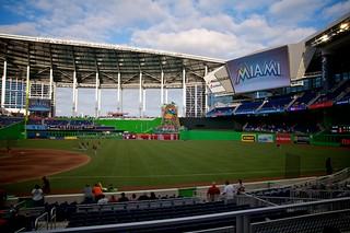 Marlins Park, Miami | by @mikepick