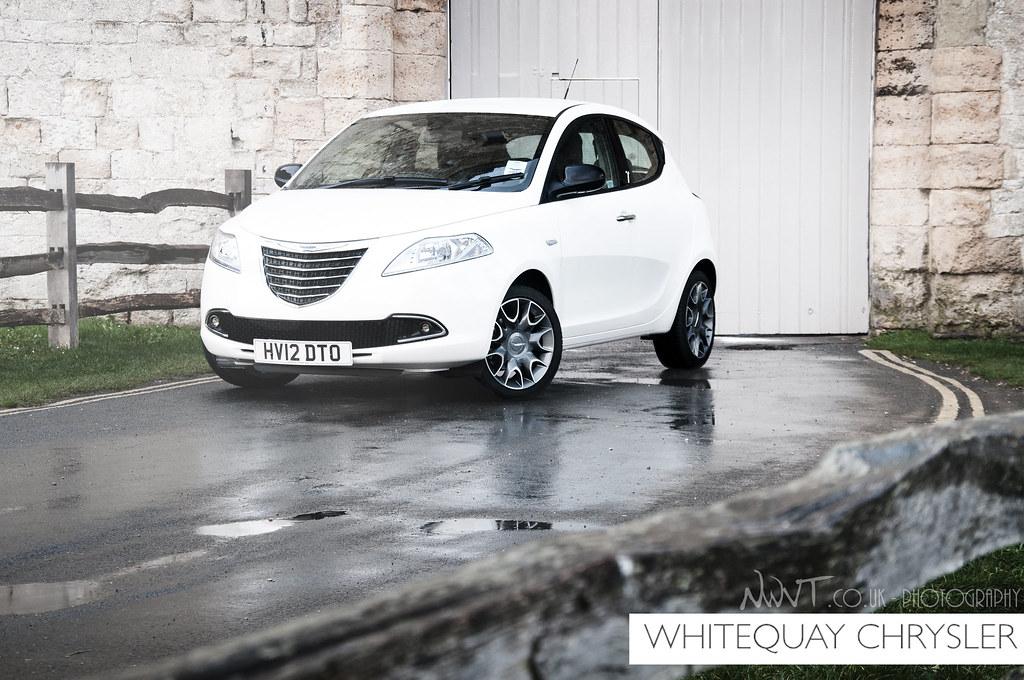 2012 White Chrysler Ypsilon 2012 White Chrysler Ypsilon Sh Flickr