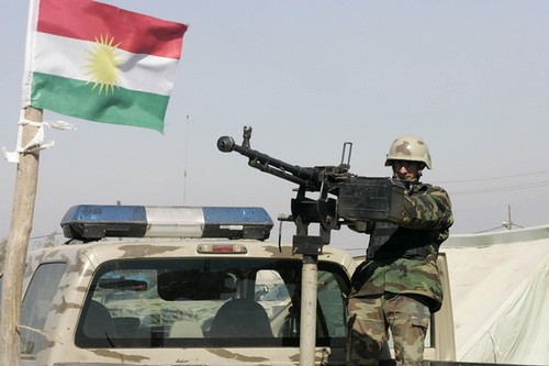 Kurdistan the armed forces | by Tuncay Dogus
