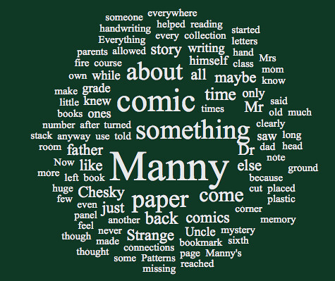 Short Story wordcloud | by Dogtrax