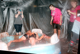 Church of Sk8in - Pudding Wrestling 6-29-12 IMG_5723 | by Hugh_Jack@ss