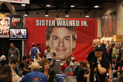 Comic-Con: Dexter Ad | by KPBS