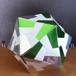 New #origami piece completed | by mattersofgrey