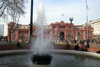 Buenos Aires - Monserrat: Plaza de Mayo | by wallyg