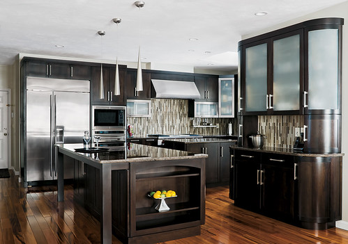 Kitchen by scandia kitchens boston design guide flickr for Modern day kitchen designs