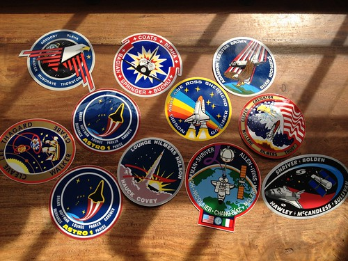 space shuttle mission logos - photo #40