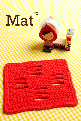 Doily & Mat Series: Mat #2 | by Sewing Daisies
