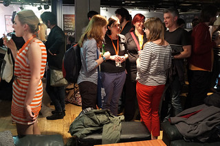 Networking Drinks at the Traverse Theatre | by Edinburgh International Film Festival