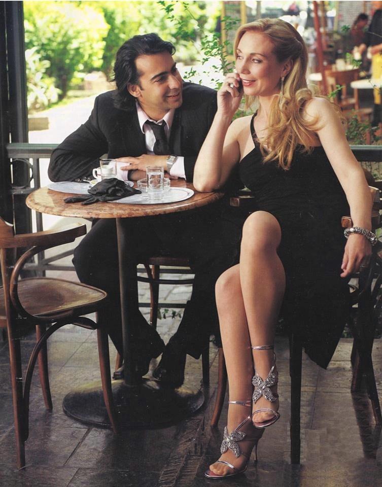 Karen Doggenweiler y Marco Enríquez-Ominami | Revista Caras ...