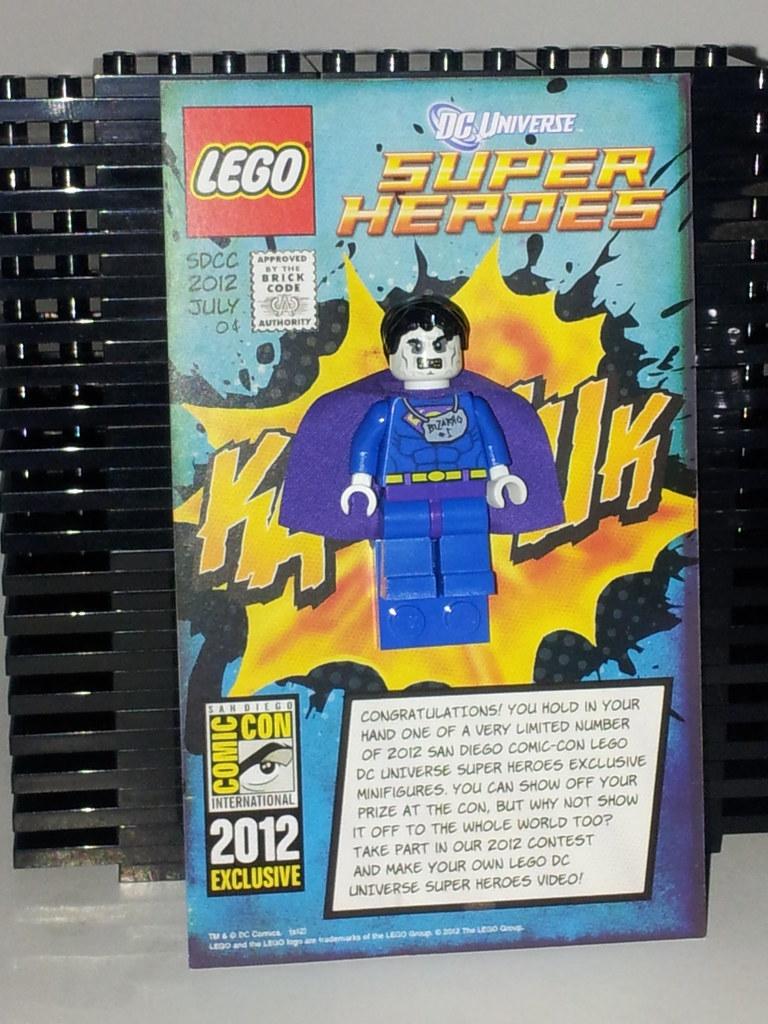 lego dc superheroes villian bizarro alex s usa