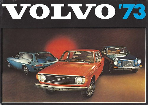 1973 Volvo brochure | by Hugo-90