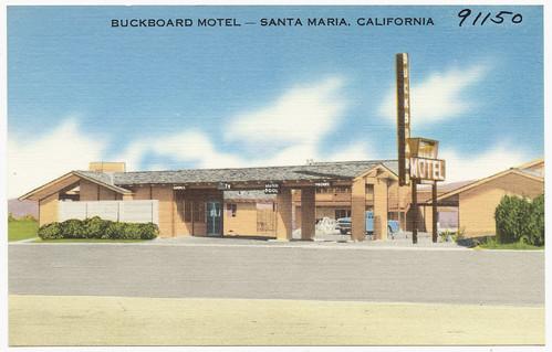 Motel  Santa Maria Ca
