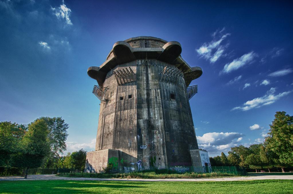 Augarten flak tower