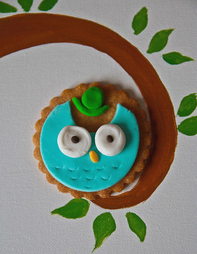 Owl Sugar Cookies | by MyOwlBarn